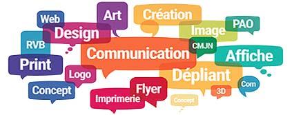 Logo Supports Communication